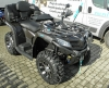 Kufer plastikowy ATV Black Wolf 8050