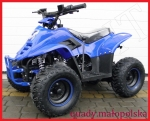 "ATV KXD 001/7 Big Foot 125cc Automat  7"" NIEBIESKI"