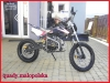 CROSS 125CC KXD Motor 607 17/14