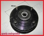 Bęben / piasta koła lewy 110mm 4x88mm