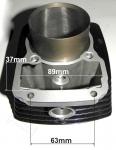 Cylinder bez tłoka ATV 250 STXE 67,00 mm