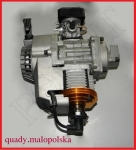 Silnik 50cc Mini Tuning Quad Pocket 2T