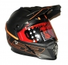 KASK LS2 MX436 PIONEER ELEMENT TITANIUM BLACK XXL