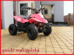 ATV Big Foot 125cc Automat NEW Hit Różowy