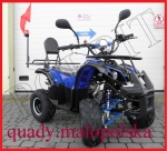 ATV model N7 125cc Automat NEW niebieski
