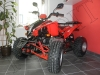 ATV model SHINERAY XY150STE CZERWONY