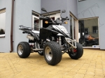 ATV model SHINERAY XY250STXE CZARNY SZOSOWY LIMITED