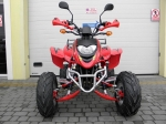 ATV model SHINERAY XY250STXE CZERWONY