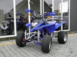 ATV model SHINERAY XY250STXE NIEBIESKI SZOSOWY LIMITED